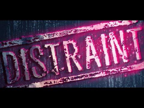 Полное Прохождение игры|Distraint|На Русском