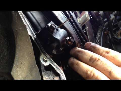 Die Verbrennung des Benzins im Motor des Autos