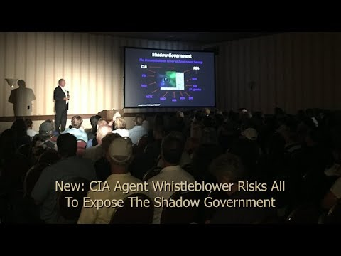 Former CIA Whistleblower Kevin Shipp Exposes the Shadow ...