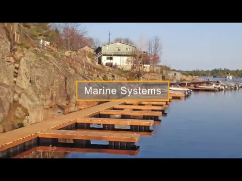 Premium Dock & Marine Systems video