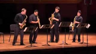 Angeles Saxophone Quartet - Gold Medal 2010 - Sr. String Division