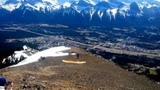 Paraglider Fail, Then Pure Awesome!!