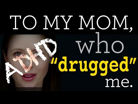 """What I Want to Say to My Mom, Who """"Drugged"""" Me"""