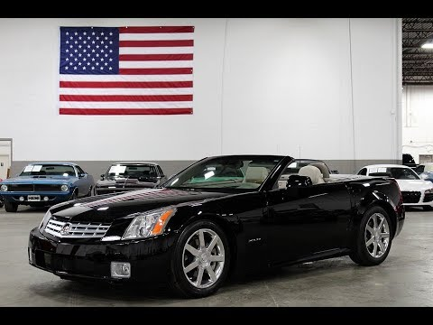 Video of '04 Cadillac XLR located in Michigan - $28,900.00 Offered by GR Auto Gallery - PUP2