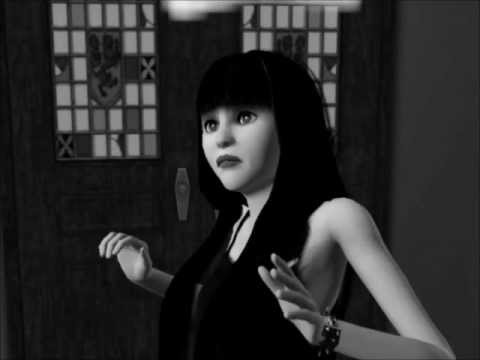 THE SIMS 3 - Cathy, her dad and her uncle. A story about raping, assault & teen pregnancy