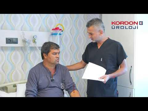Op. Dr. Taylan Yanar - Süleyman Bey Hasta Görüşü