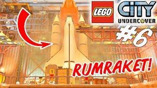 RUMRAKETTEN! - LEGO City Undercover Dansk Ep 6 [PS4 Pro]