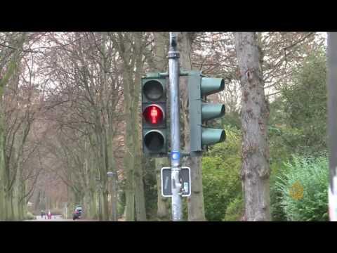 ابتكار ألماني جديد للسلامة الطرقية