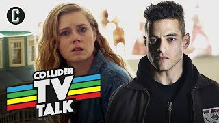 Mr. Robot Announces End Date & Sharp Objects Finale Twist   Collider TV Talk Podcast Episode 1