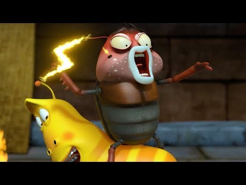 LARVA - SUPER POWERS | Cartoon Movie | Cartoons For Children | Larva Cartoon | LARVA Official