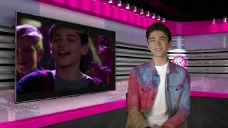 Asher Angel on Getting Started in Acting and ANDI MACK