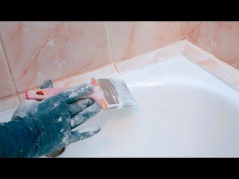 Реставрация ванн как бизнес