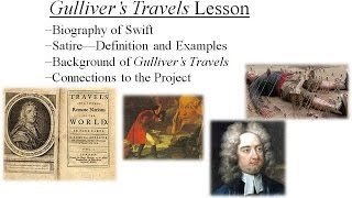 Jonathan Swift and Gulliver's Travels Lesson