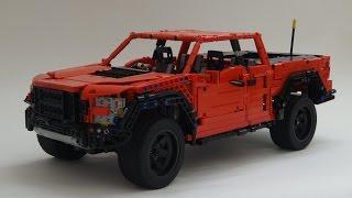R/C LEGO Technic 2017 Ford Raptor