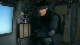 Metal Gear Solid 5 - Where to Find Paz