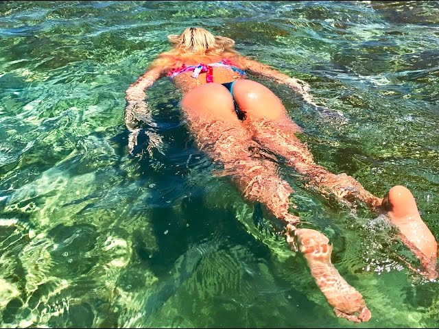 Snorkeling at Crashboat Beach 2017