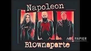 Napoleon Blownaparte - Aus Papier