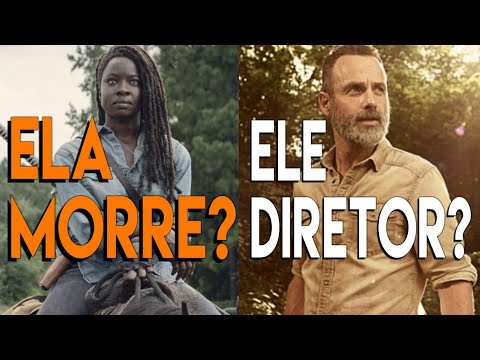 Andrew Lincoln vai voltar? Michonne vai morrer? The Walking Dead 9° temporada