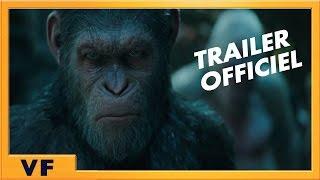 Trailer of La Planète des singes : Suprématie (2017)