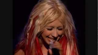 Christina Aguilera - Contigo en la Distancia (Live My Reflection) HD