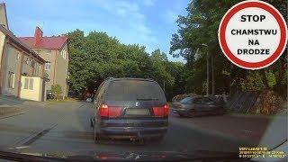 Złośliwość kierowcy - chamstwo na drodze  #134 Wasze Filmy