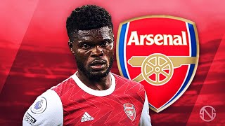 THOMAS PARTEY – Welcome to Arsenal – Insane Skills, Tackles, Goals & Passes – 2020