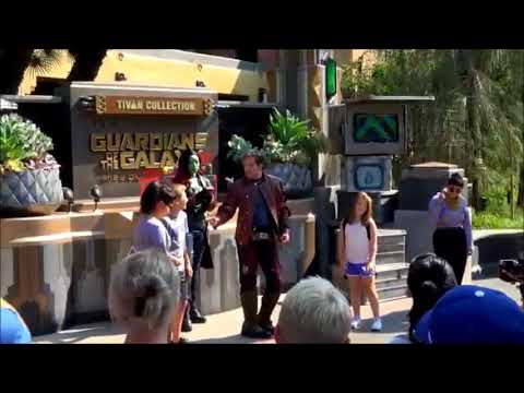 Guardians Of The Galaxy Awesome Dance Off Fresh Baked Style