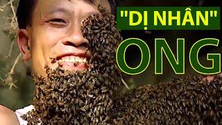 """VTC14   """"Dị nhân ong"""" ở Điện Biên"""