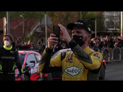 Rallye de Croatie 2021, avec les équipages Yacco