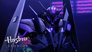 Transformers Prime - Meet Soundwave