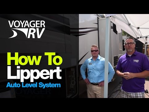 Lippert Level Up Automatic Leveling - A How To video by