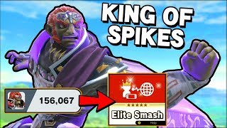 From Low GSP To Elite Smash With Ganondorf