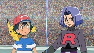 Pokémon Battle USUM: Ash Vs James (Ash Vs Team Rocket)