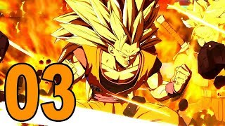 Dragon Ball FighterZ - Part 3 - GOKU SUPER SAIYAN 3?!