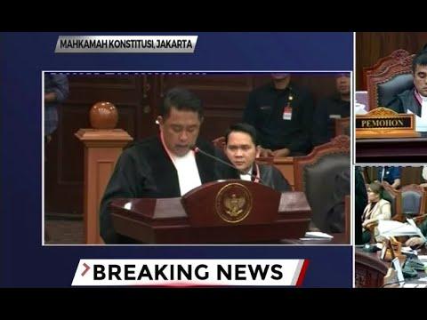 KPU Minta MK Tolak Gugatan Tim Prabowo-Sandi