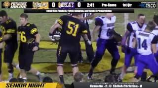 Prairie Grove (49) vs Berryville (6) 2016