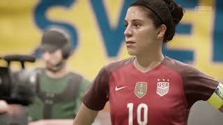SUEDE Vs USA CDM Féminine 2019 FOOTBALL - SWEDEN Vs USA WOMEN SOCCER