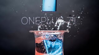 OnePlus 7T is Water Resistant? - 30 Mins Under Water!