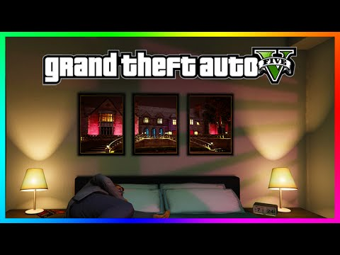 Amazing GTA 5 Online Concepts - Clothing Designer, Apartment Customization, & Cabrio Cars! (GTA 5)