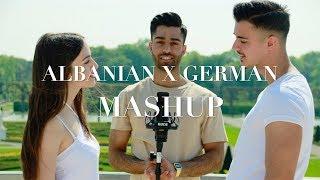 ALBANIAN X GERMAN - MASHUP 13 Songs | Ti Amo | Bonbon | Magisch | Kriminell | (Prod. By Hayk)