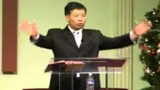 张伯笠牧师主日证道2013 12 29 (讲题:告别与展望,腓 3:12-14)
