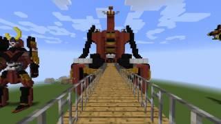TTGL in Minecraft!
