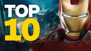 Top 10 Heroes of the Marvel Cinematic Universe