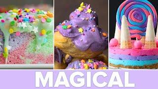 Magically Delicious Unicorn Desserts