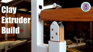 Making A Clay Extruder For Pottery And Ceramics