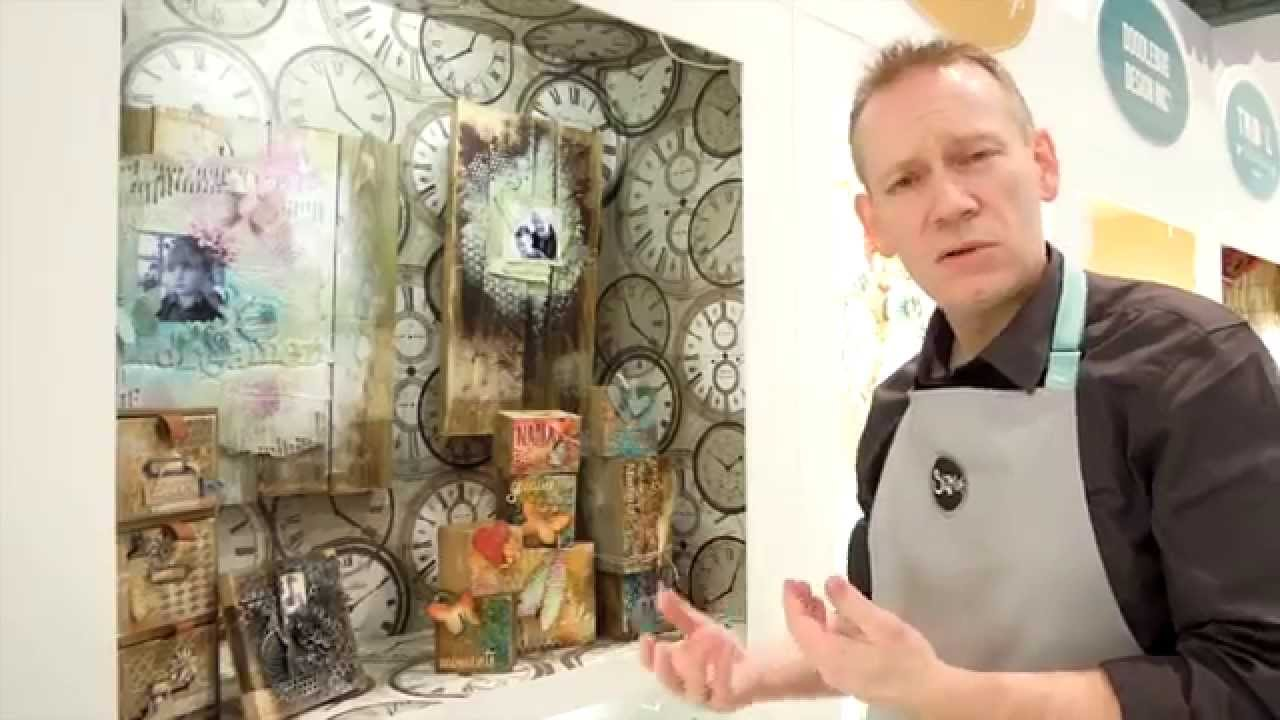 Tim Holtz collection with Pete Hughes (English)