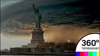 К США приближается сразу несколько ураганов