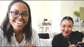 WORKING, HANGING WITH FRIENDS + SKINCARE ROUTINE | THIS IS ESS