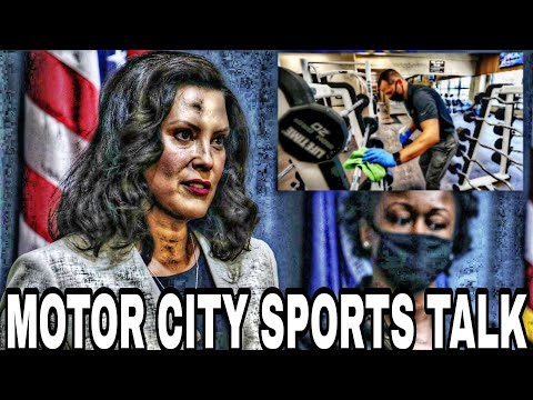 Gretchen Whitmer Reportedly Will Reopen Michigan Gyms Next Week!!!