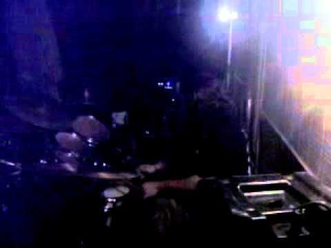 Extremely Rotten live drumcam